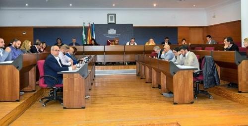 Pleno Ayuntamiento Motril Noviembre