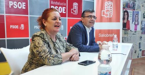 PSOE Salobreña María Eugenia Rufino elecciones generales 10 noviembre 2019