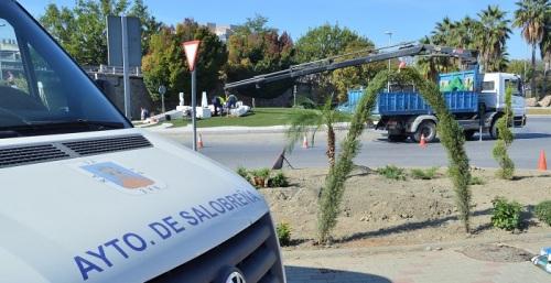 Salobreña reorganiza todo el tráfico de la entrada al municipio.jpg