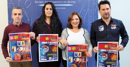 El Ayto. de Motril colabora en la organización de una sesión de zumba solidaria a favor de ACCU Granada.jpg