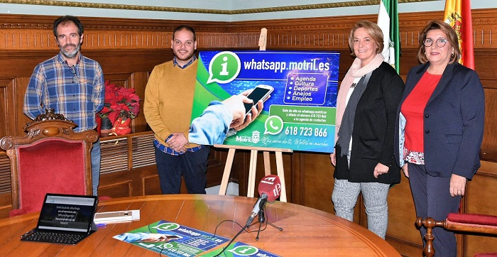El Ayto. de Motril estrena un servicio de comunicación directa y personal al ciudadano a través de Whatsapp.jpg