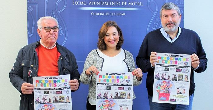 El comercio motrileño promueve la Navidad más solidaria con la II Recogida de Juguetes.jpg