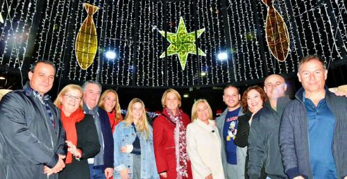 El encendido de la iluminación extraordinaria marca el inicio de los actos de Navidad en Motril.png