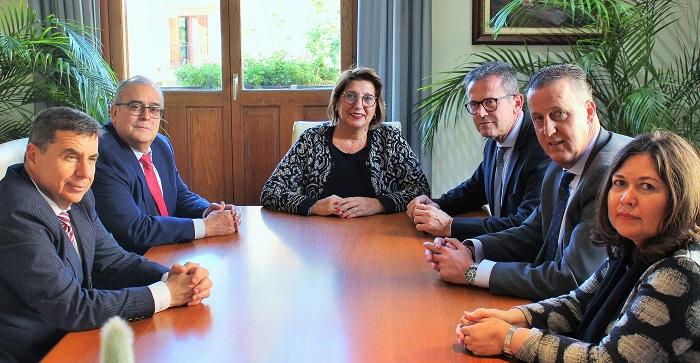 El gobierno local considera prioritaria la ampliación del Palacio de Justicia