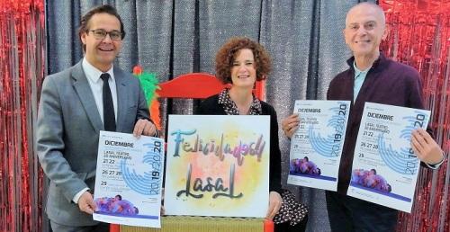 El Teatro Alhambra conmemora el 20 aniversario de la compañía granadina La Sal Teatro en su programa de Navidad.jpg