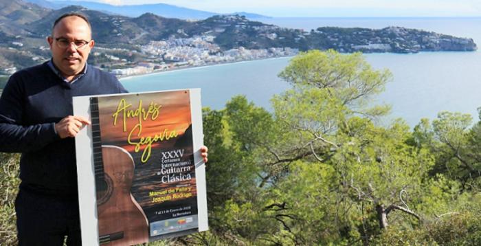 El XXXV Certamen Intl. de Guitarra 'Andrés Segovia' ya tiene cartel.png