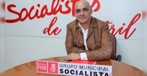Gregorio Morales, concejal PSOE Motril