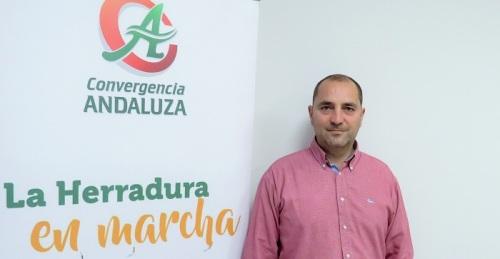 Joaquín Cabrera García, concejal de Convergencia Andaluza en Almuñécar