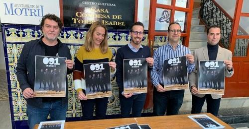 La banda 091 presentará en Motril su nuevo disco el próximo 25 de julio.jpg