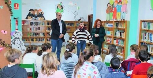 La biblioteca de Salobreña clausura el programa de animación a la lectura