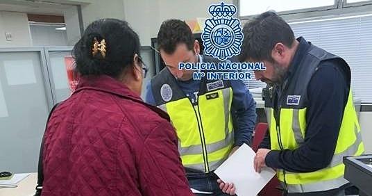 La Policía Nacional destapa en Motril un fraude al SEPE de unos 260.000 € en prestaciones de cobro indebidas.jpg