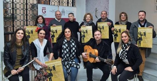 La 'Zambomba Flamenca' promovida por la Diputación llegará a Carchuna el 15 de diciembre.jpg