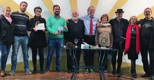 Lanjarón acoge la presentación de la novela de Víctor Amela 'Yo Pude Salvar a Lorca'.jpg
