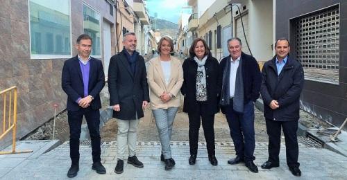 Mancomunidad realiza obras en la calle San Marcos de Motril con una inversión de más de 207.000 euros.jpg