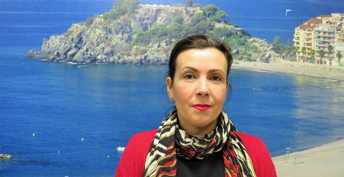 María Luisa Díaz Rodríguez, concejal de CA en Almuñécar