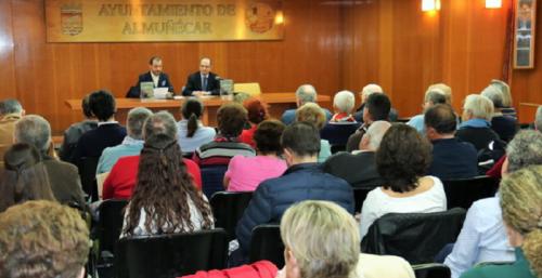 Nicolás A. Fernández presentó su libro 'Almuñécar en la Guerra de la Independencia. El alcalde de Otívar'.png