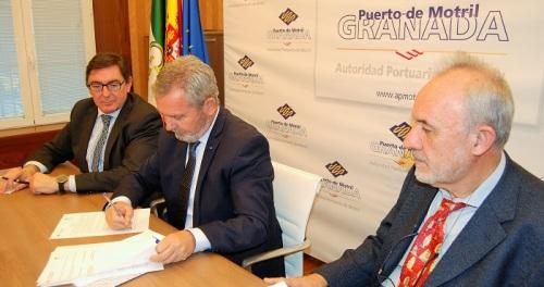 Nuevo acuerdo entre el Puerto de Motril y la UGR para la defensa y protección del medioambiente.jpg