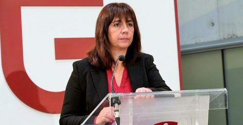 Olvido de la Rosa, diputada PSOE Bienestar Social.jpg