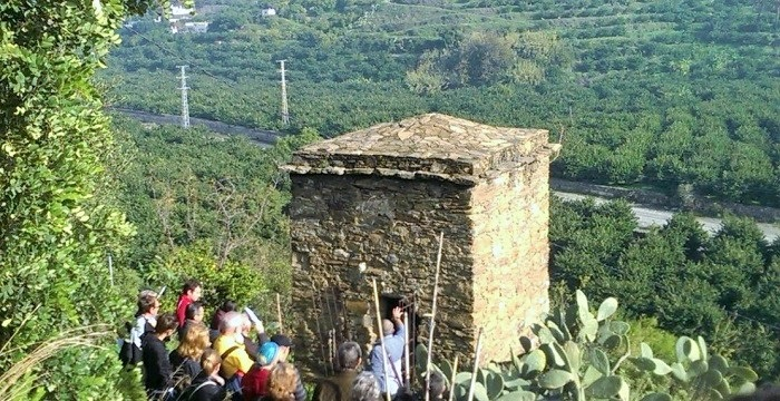 Torre del Monje en Almuñécar