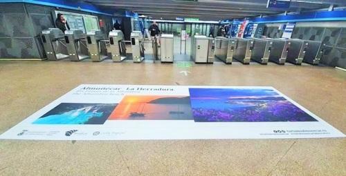 Almuñécar inicia su despliegue promocional con la asistencia del Patronato de Turismo a FITUR 2020