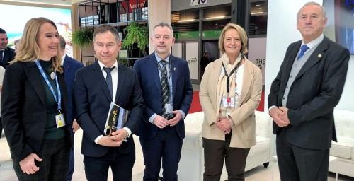 Ayuntamiento y Hoteles Elba reafirman su voluntad de seguir trabajando juntos por el crecimiento turístico de Motril
