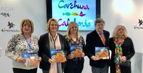 Carchuna y Calahonda invitan en Fitur a sumergirse en sus fondos marinos