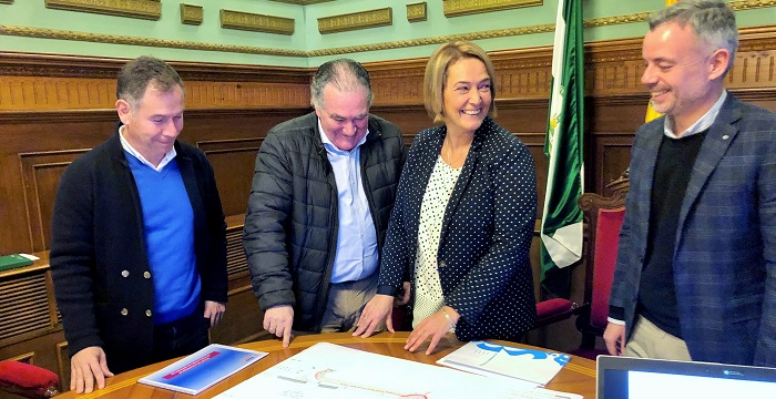 El Ayto. de Motril presenta el plan de obras municipales para 2020 con una inversión de unos 12 millones de euros
