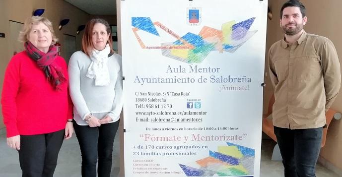 El Ayuntamiento de Salobreña pone en marcha una campaña de promoción del Aula Mentor.jpg
