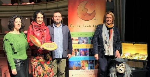 El Área de Cultura abre un importante ciclo de teatro infantil en idiomas para los escolares motrileños