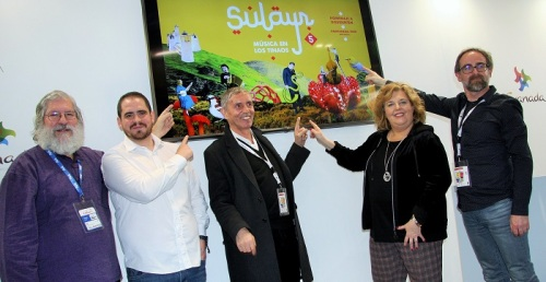 El festival Sulayr de ritmos étnicos llega a su quinta edición en los tinaos de Pampaneira