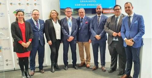 El Gran Hotel Cortijo de Andalucía será el primer 5 estrellas de Almuñécar y la Costa Tropical