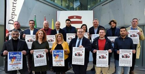 El Gran Premio de Fondo Diputación arranca el domingo con 'La Industrial', que regresa a la Base Aérea de Armilla