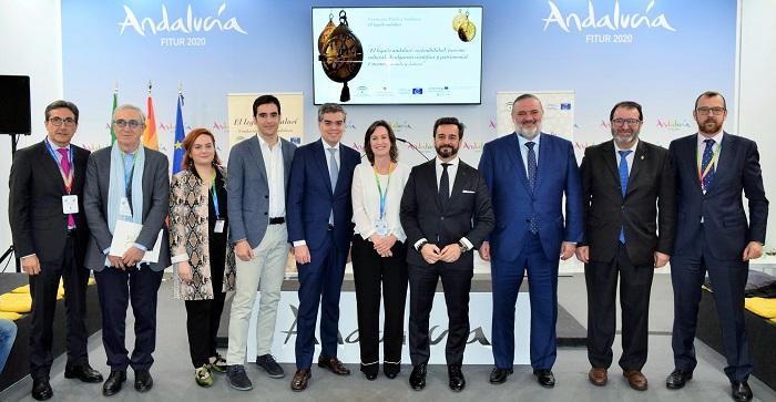 El Legado Andalusí_ El mayor proyecto de turismo cultural de Andalucía presenta en Fitur su nueva etapa