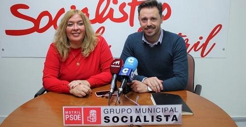 El PSOE cuestiona el balance de gestión del Gobierno de la Junta en la Costa