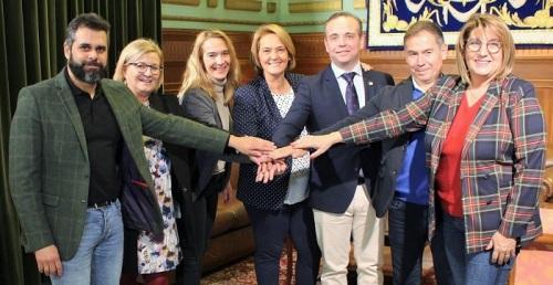 El respaldo municipal garantizará una proyección sin precedentes de la Semana Santa de Motril