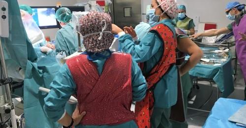 El Virgen de las Nieves realiza más de 10.500 intervenciones de cirugía de alta resolución que no requieren ingreso