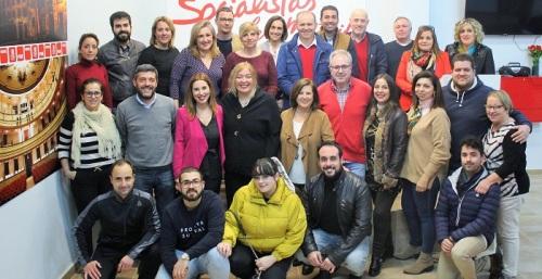 Encuentro comarcal de los socialistas en Motril