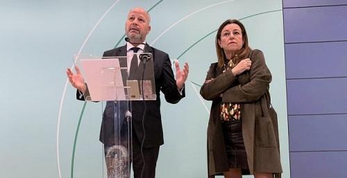 Imbroda reitera en Granada que no habrá cierres de escuelas rurales