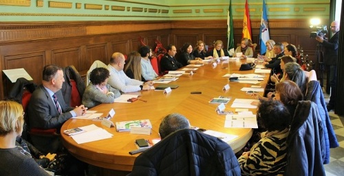 La Comisión de Seguimiento de Violencia de Género avanza en atención, prevención y sensibilización