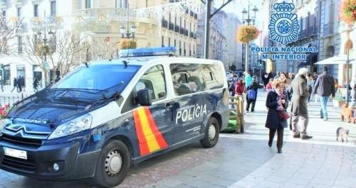 La Policía Nacional hace balance de los resultados del plan 'Comercio Seguro' desarrollado durante las navidades
