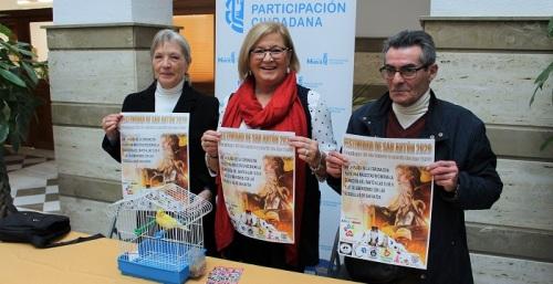 """Las mascotas motrileñas """"celebrarán"""" su fiesta anual de San Antón.jpg"""