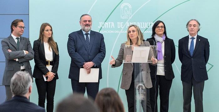 Marifrán Carazo destaca los 29 millones invertidos para la conservación de las carreteras de Granada