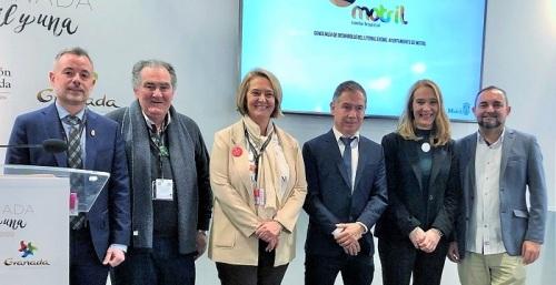 Motril marca la senda en Fitur para lograr unir toda la Costa Tropical de Granada en un producto turístico único