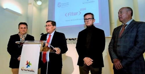 Participación de Granada en Fitur 2020