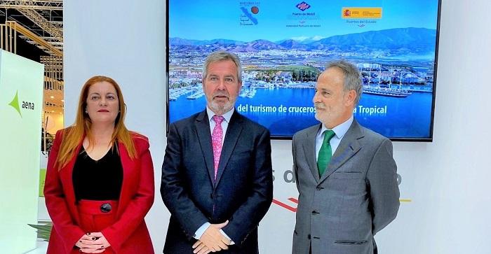 Puerto y Mancomunidad acuerdan la realización de un estudio del impacto económico y social de los cruceros