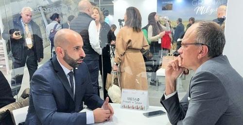Reunión Daniel Barbero - Hoteles Fuerte