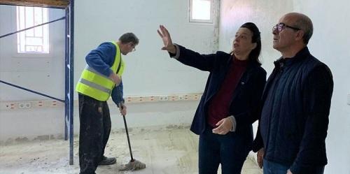 Almuñécar contará con dos nuevas aulas de formación, una en el estadio Francisco Bonet y otra en la finca El Zahorí