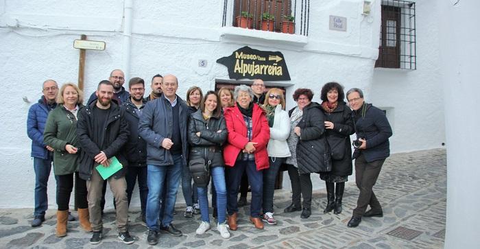 Bubión promueve la puesta en valor del patrimonio natural, cultural e histórico del Barranco de Poqueira