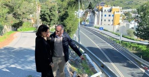 Ciudadanos informa sobre el área de Mantenimiento que dirige Beatriz González Orce