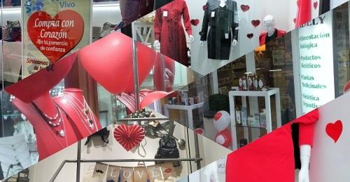 Comercio Vivo lanza en Almuñécar la campaña 'Compra con corazón en tu comercio de confianza'